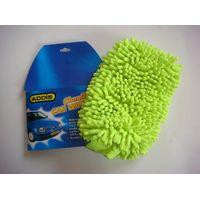 microfiber chenille car wash glove,mitt
