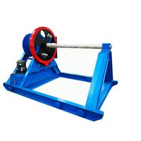 Oilfield Well Drilling Rig Part Wireline Spooler