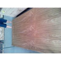 crown cut natural teak plywood