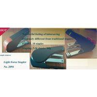 School Office Mini Stapler 50% Easier Reduced Effort NO.10 Staple 16 Sheets/80g Black 2094