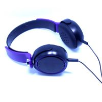 HOT Fresh Colors Multimedia Headphone Stereo HiFi Earphone High Quality Heavy Bass with Microphone f