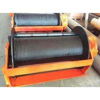 hydraulic winch