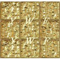 Gold  glass mosaic thumbnail image