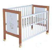 JF1828J white baby wooden crib