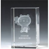 Crystal cube gifts(CY-CC-003)