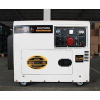 5.5KVA Portable Low Noise Diesel Generator