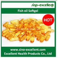 Fish oil softgel