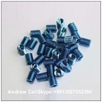 Wire threaded inserts for metal