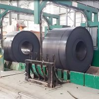 Flanged Notched Closure Sealless Joint Type Automatic Coil Circle Binding Equipment