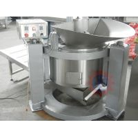 Fried food deoiling machine (bottom discharge) Industrial coal-fired fryer