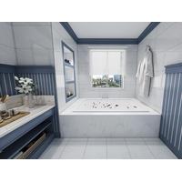 The best Foshan New Design Washroom Tiles Ceramic Floor Tiles and Wall Tiles (400X800mm)