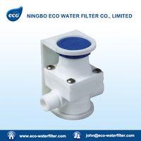 plastic pressure reducing valve