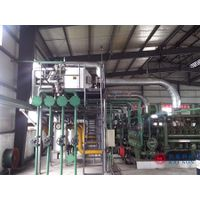Exhaust Gas Heat Recovery Boiler System For Generators