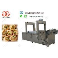 Automatic Pani Puri Frying Machine/Continuous Pani Puri Frying Machine thumbnail image