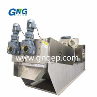 Multi disc automatic dewatering screw press thumbnail image