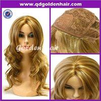 Golden Hair Glueless Premier Machine Made Wig thumbnail image