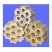 7 Holes Checker Brick Refractory