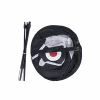 Foldable Golf Chipping Net with Target thumbnail image