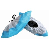PP+PE coated shoe cover