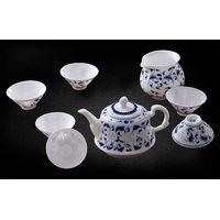 Hot Selling Ceramic Teapot Set