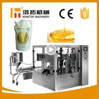 Rotary Liquid Packing Machina