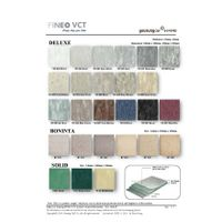 VCT (Vinyl Composition tile) floor tile