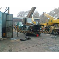 used original terrian crane 25 ton