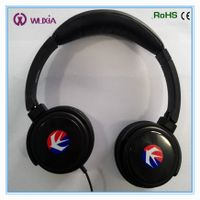 Rechargeable Battery Active Noise Cancelling Stereo Headphones for Airlines thumbnail image