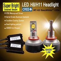 new design CREE CHIP auto car headlight h11 led thumbnail image