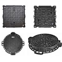 D400 Manhole cover tree grate/grating/grill/grid
