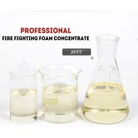 Aqueous Film Forming Foam AFFF fire fighting foam concentrate with UL/ ICAO/ EN1568 approval