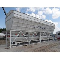 T-60 (60m3/h) Stationary Concrete Plant - Highly Productive