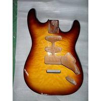 Stratcaster guitar body thumbnail image
