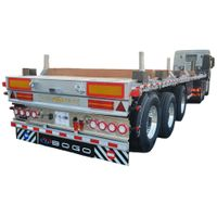 Flatbed Trailer - Heavy Type