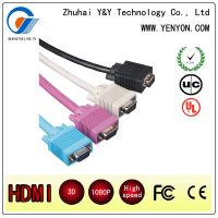 Latest HD 150Pin VGA cable