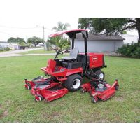Toro Groundsmaster 4000D Batwing 11 ft Rotary Mower WAM 1706 hrs 4 wheel drive