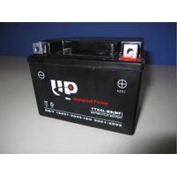 Motorcycle Battery YTX4L-BS Maintenance Free 12V 3Ah