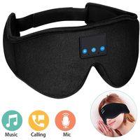 3D memory foam Bluetooth wireless 5.0 smart eye mask thumbnail image