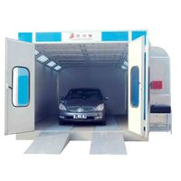 BZB-8100 Car Drying Booth