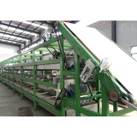 Tire tread extruder production line thumbnail image