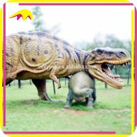 KANO0194 Theme Exhibition Animatronic Life Size Dragon Model