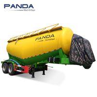 Dry bulker powder bulk cement truck trailer for sale