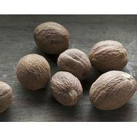 Natural Dried Nutmeg