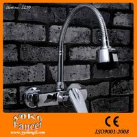 ABS plastic shower heads with stainless steel hose thumbnail image
