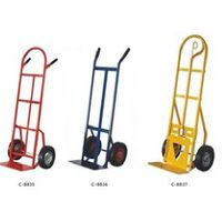 "5 Star P Hand Trolley 180kg Capacity with 6"" Casters"