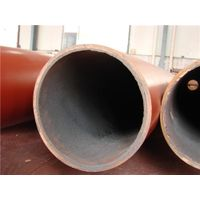 SHS Ceramic Steel Pipes