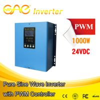 pure sine wave Solar Powered Inverter 1000w 12v 24v to 110v 220v UPS Pakistan