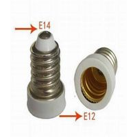 E14 to E12 Lamp holder