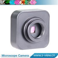 2MP WIFI/USB Output Microscope Digital Eyepiece Camera thumbnail image