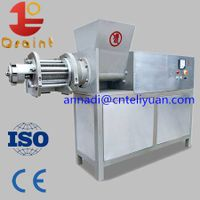 Chicken deboning processing machine